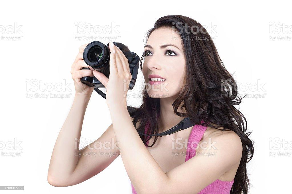 Photo-fun royalty-free stock photo