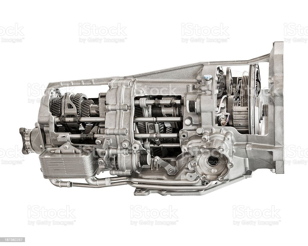 Car Transmission stock photo