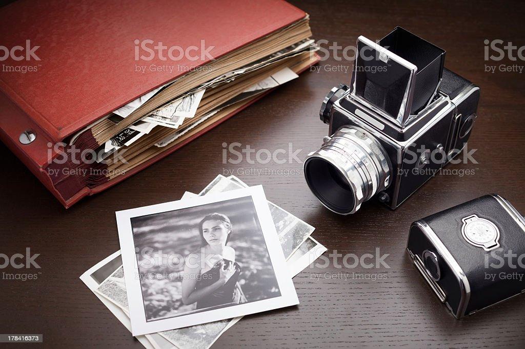 Memories stock photo