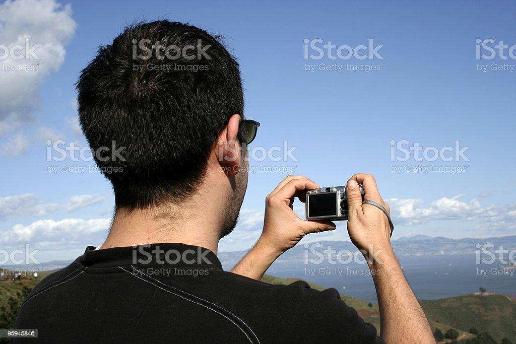 Photographe II photo libre de droits
