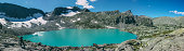 Photographer takes picture of matte cyan Strong Lake