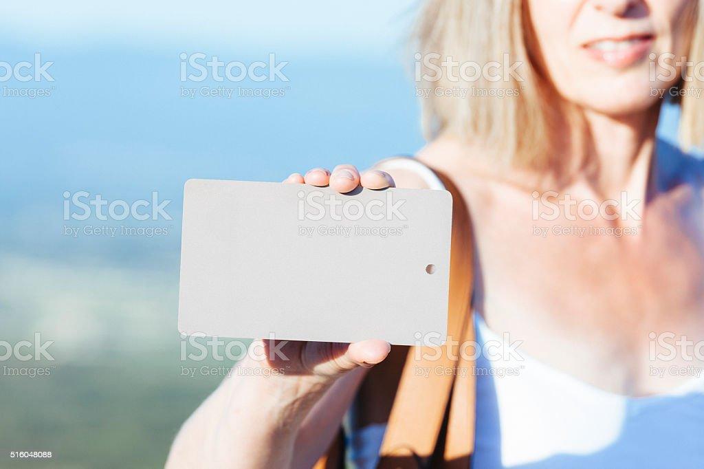 Photographer's grey card stock photo