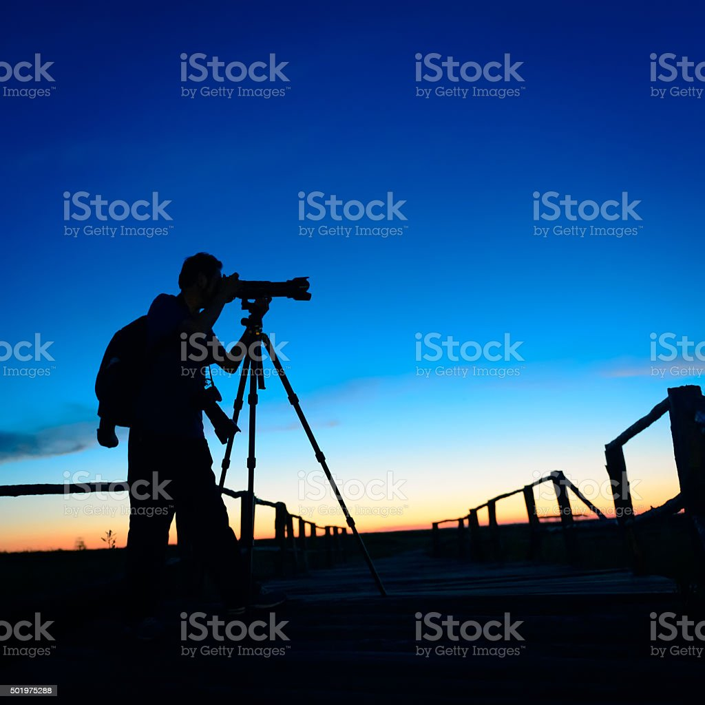 Photographers stock photo