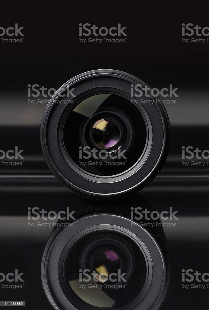Photolense royalty-free stock photo