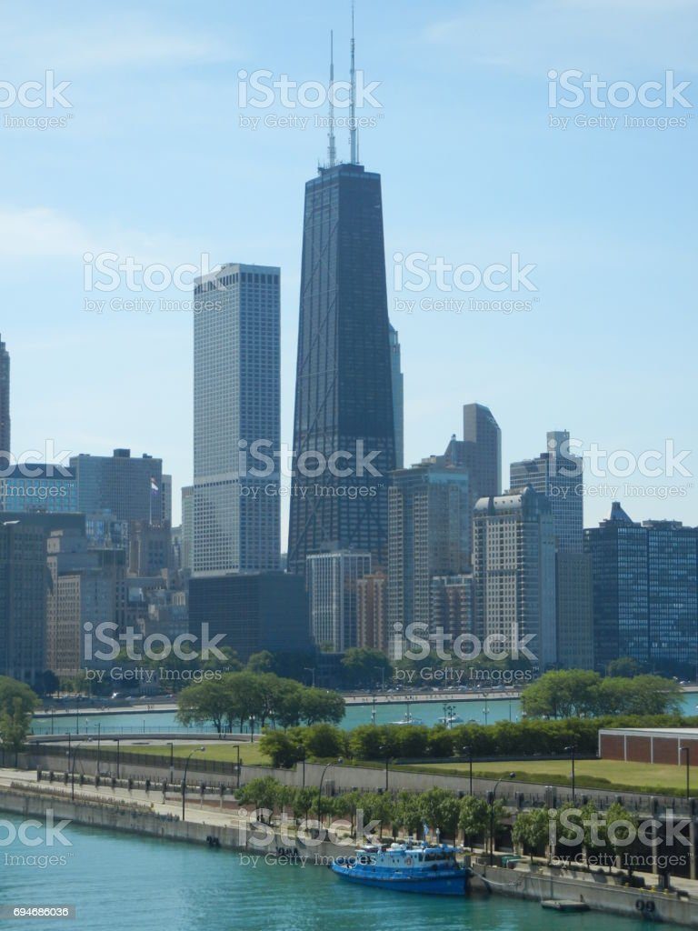 Photos taken by Melinda Hughes in the Chicago area in 2012. stock photo