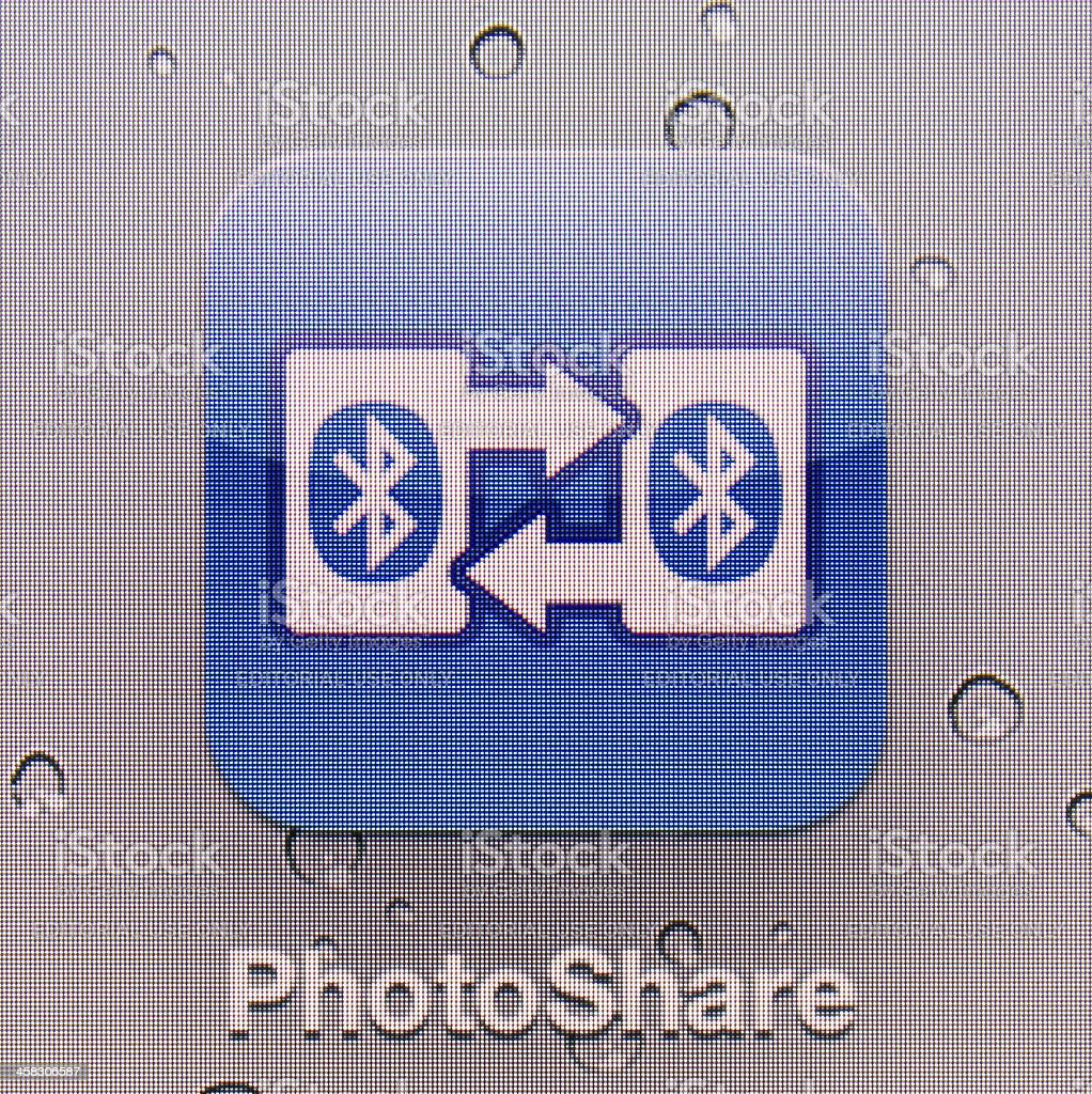 PhotoShare royalty-free stock photo