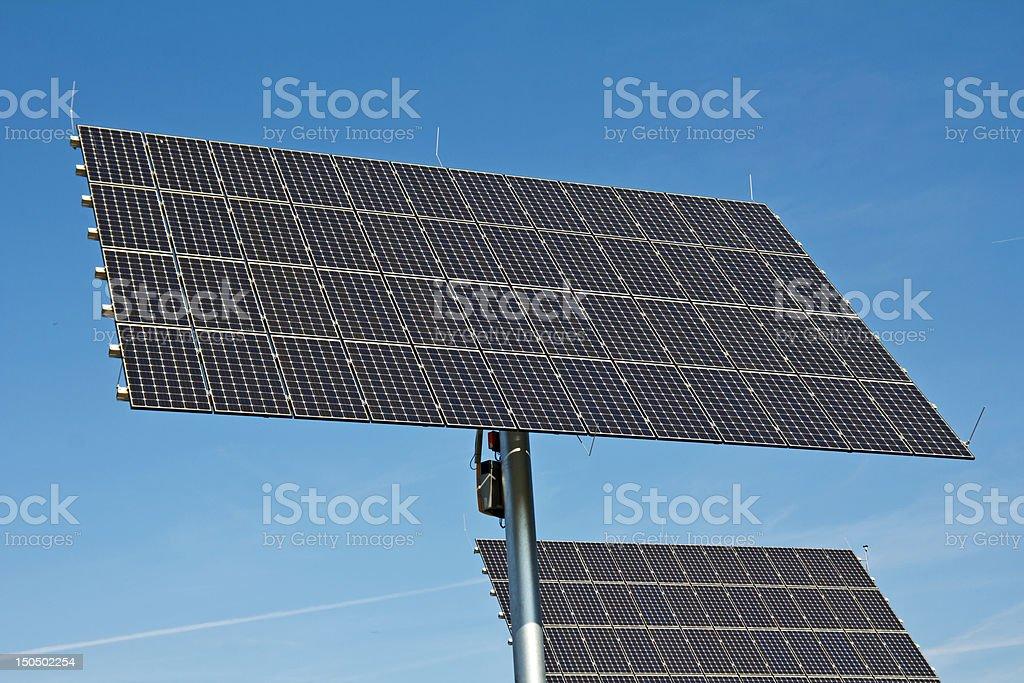 太陽光発電所 ロイヤリティフリーストックフォト