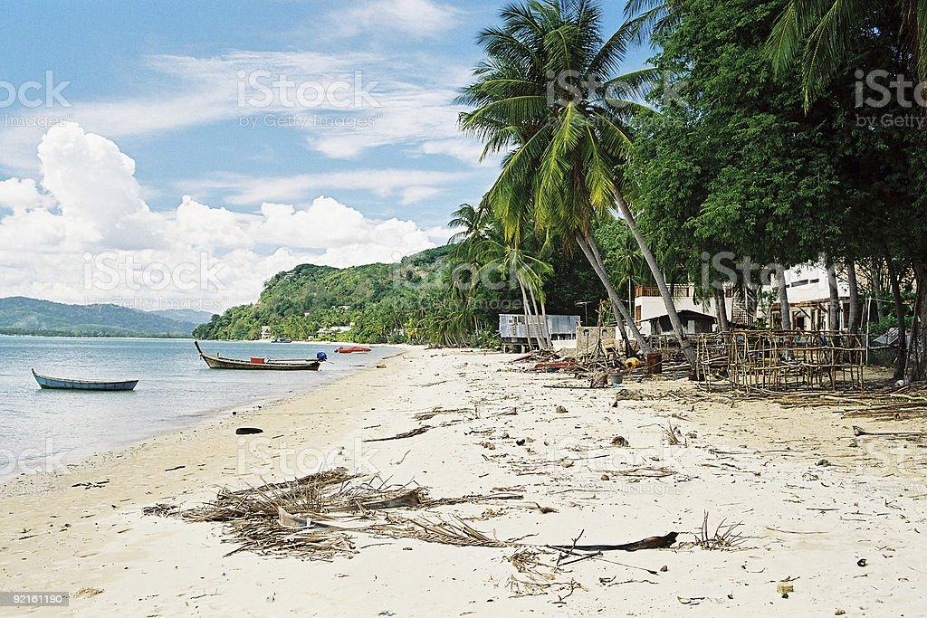 Phuket Beach royalty-free stock photo