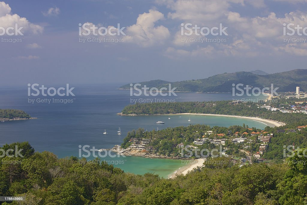 Phuket Thailand stock photo