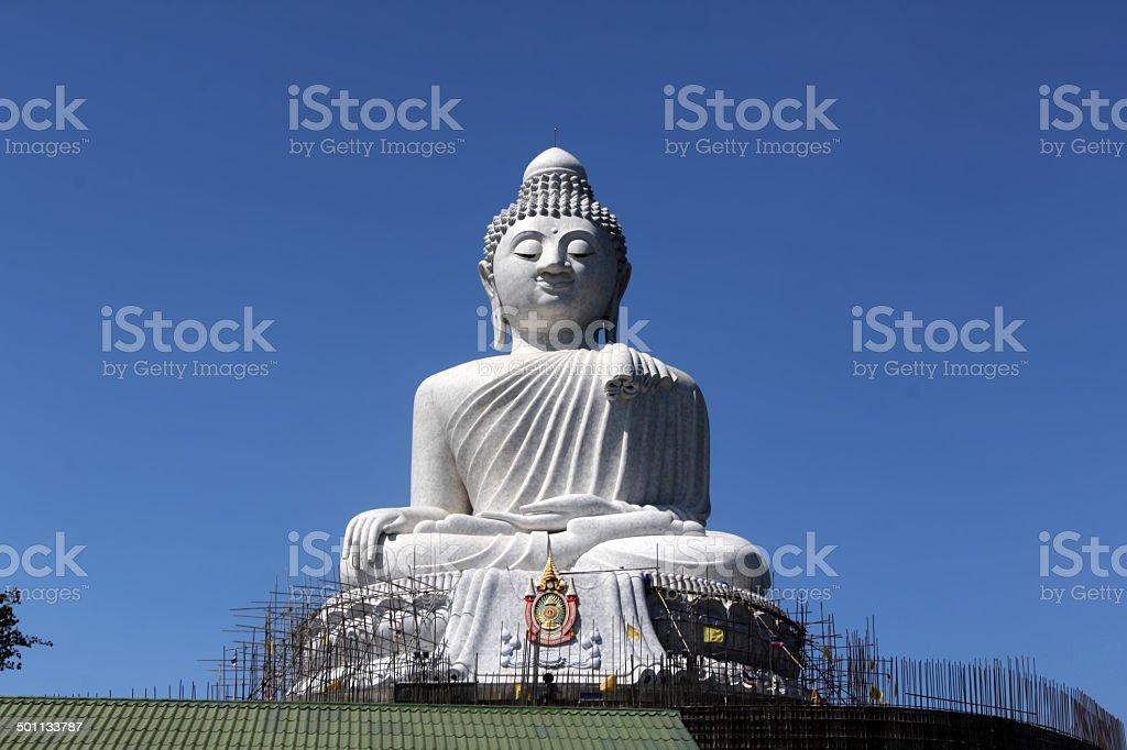Phuket´s Big Buddha stock photo