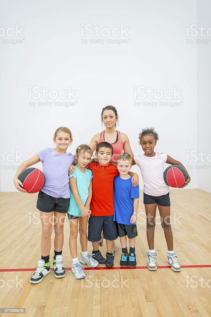 Physical Education stock photo