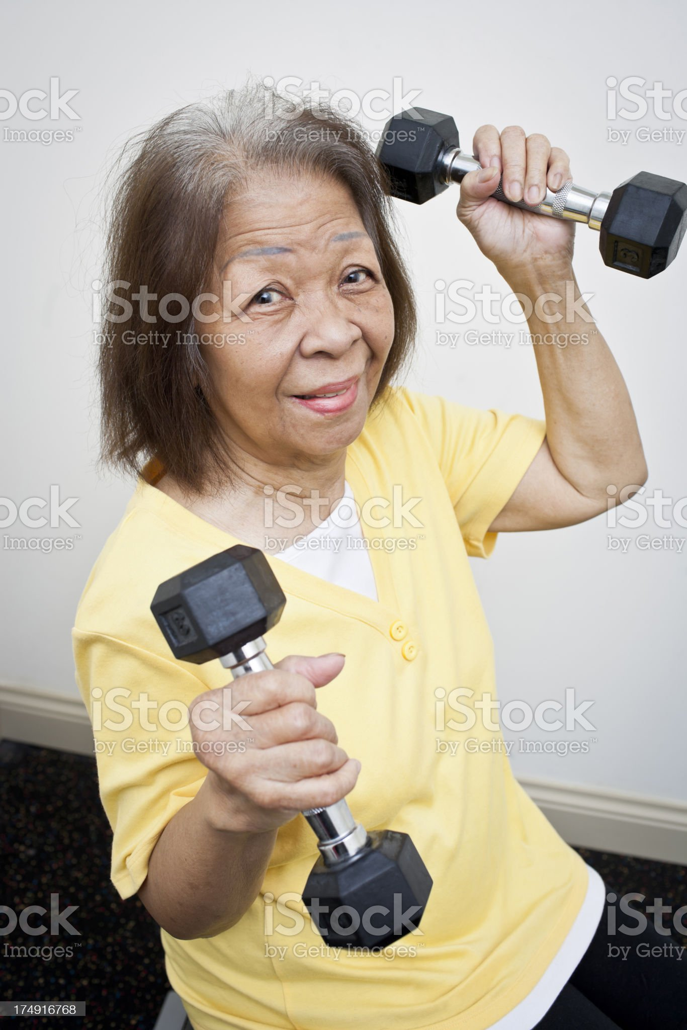 Physical Fitness royalty-free stock photo