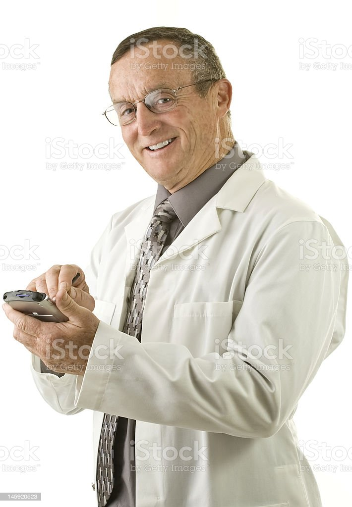 Physician stock photo