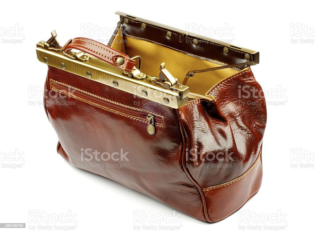 Physician's Bag stock photo