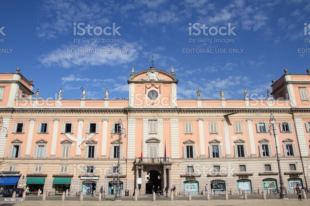 Piacenza stock photo