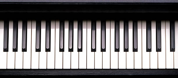 piano key pictures images and stock photos istock. Black Bedroom Furniture Sets. Home Design Ideas