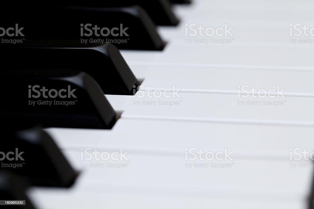 piano royalty-free stock photo