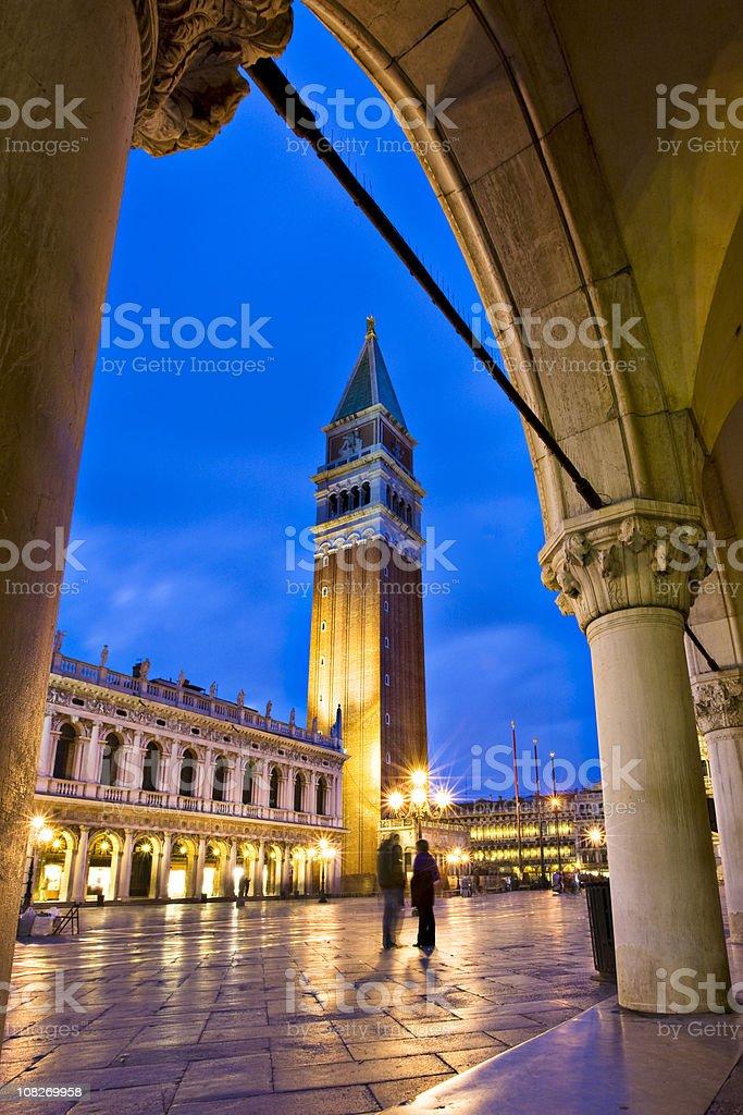 Piazza de San Marco royalty-free stock photo