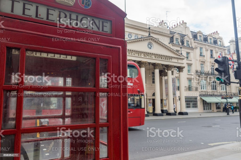LONDON, ENGLAND - JUNE 16 2016: Piccadilly Circus, City of London, England stock photo
