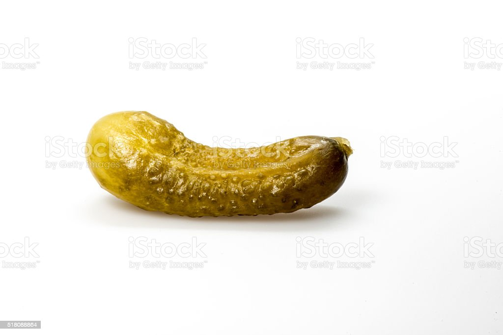 Pickle stock photo