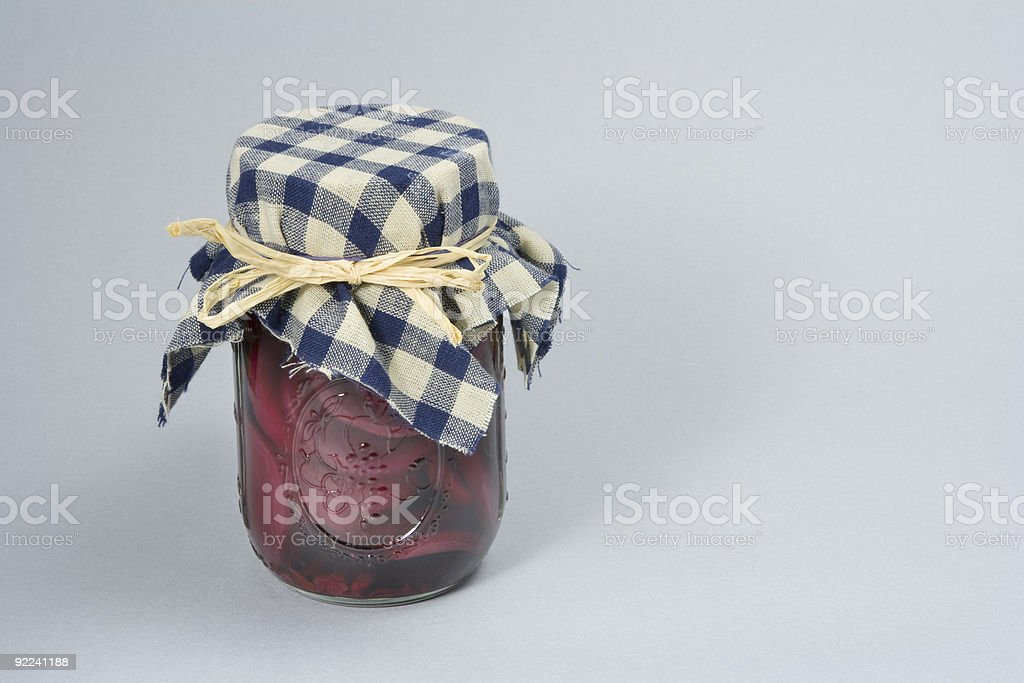 Pickled Beetroot (Beets) royalty-free stock photo