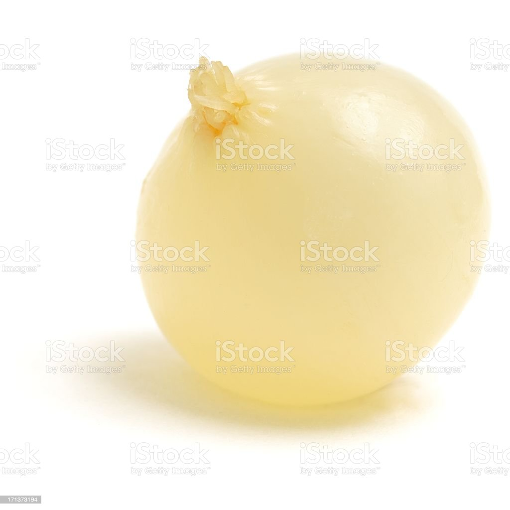 Pickled Onion stock photo