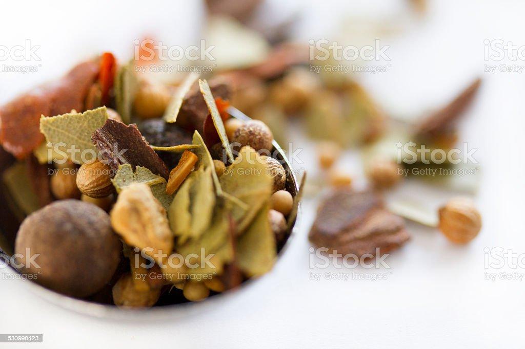 Pickling Spice photo libre de droits