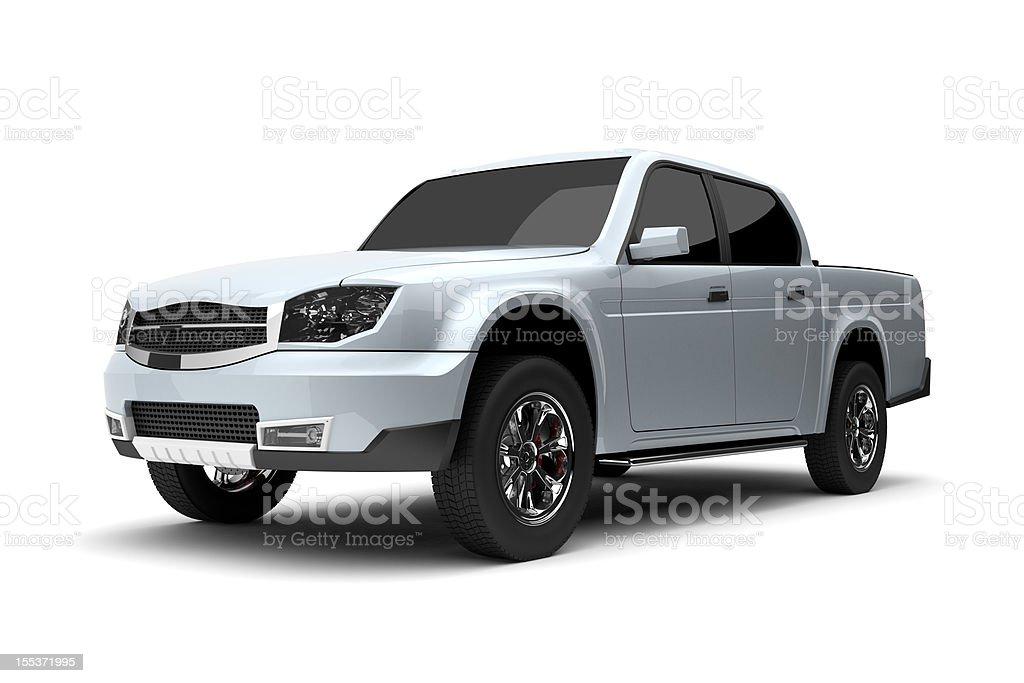 Pick-up Truck stock photo