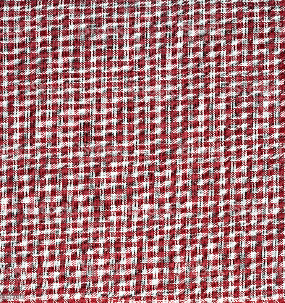 Picnic Cloth royalty-free stock photo