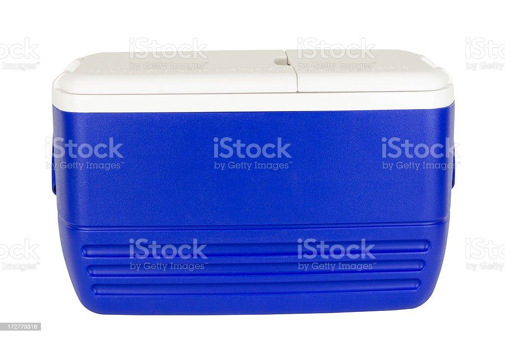 Picnic Cooler stock photo