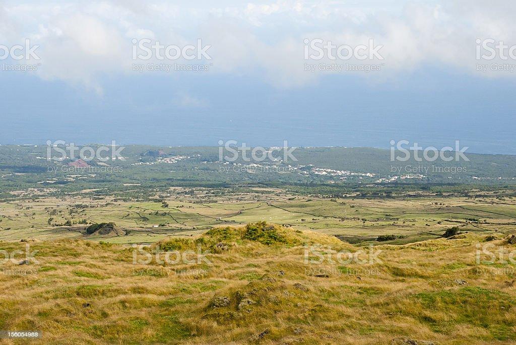 Pico, Azores royalty-free stock photo