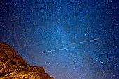 Picos de Europa night sky