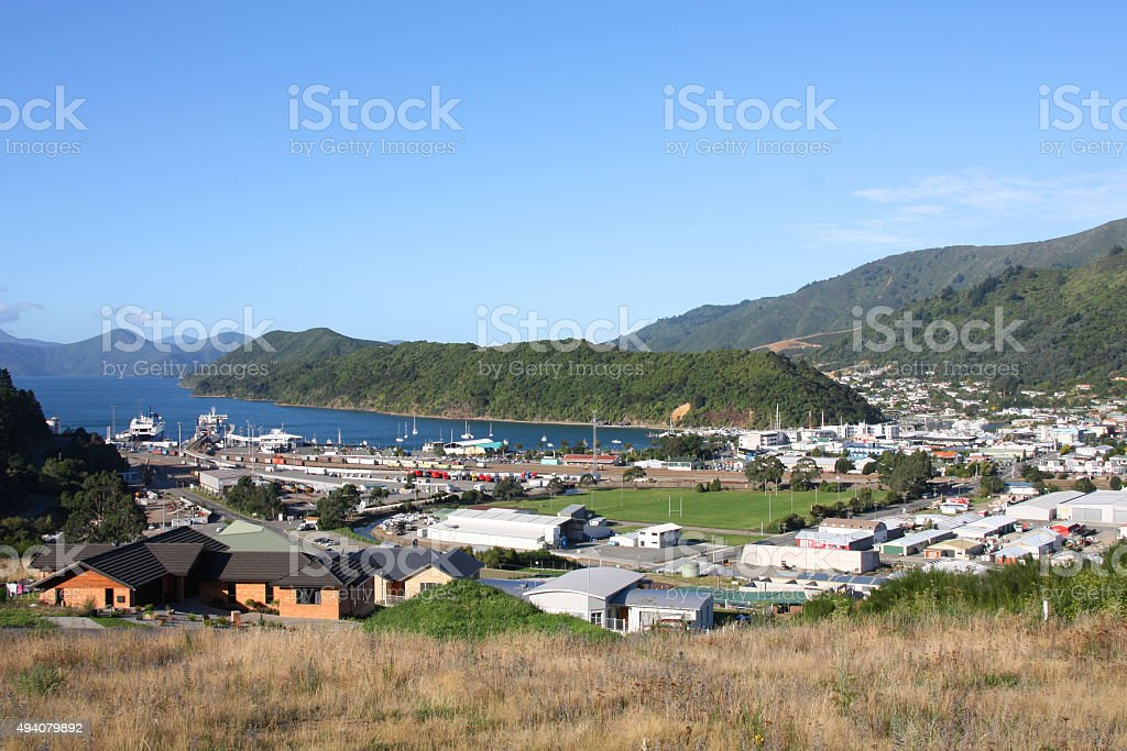 Picton stock photo