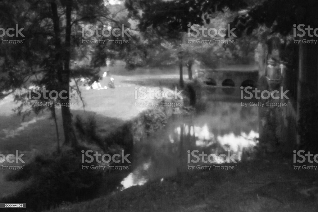 pictorialism stock photo