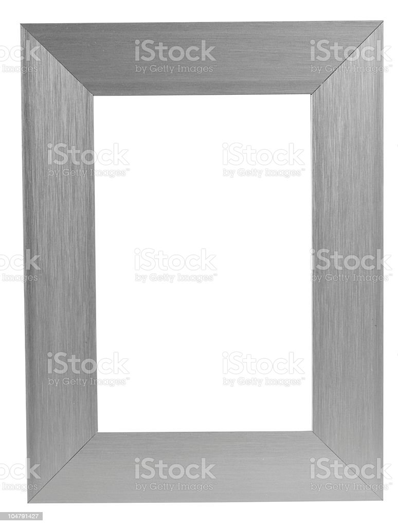 Picture frame. stock photo