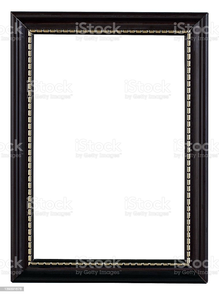 picture frame_12 stock photo