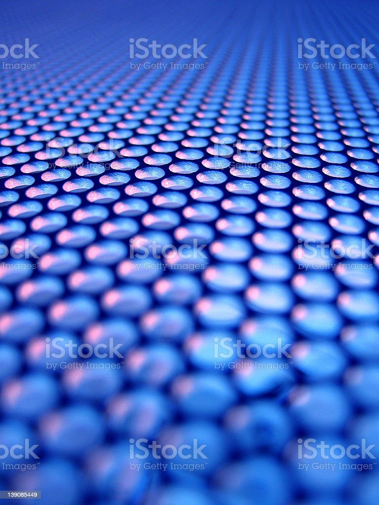 A picture of blue abstract BG  royalty-free stock photo