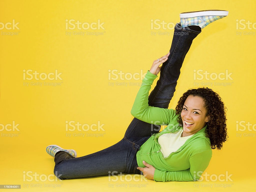 Picture of Health royalty-free stock photo