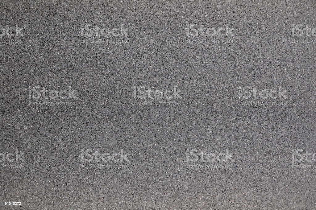Picture of smooth gray asphalt stock photo