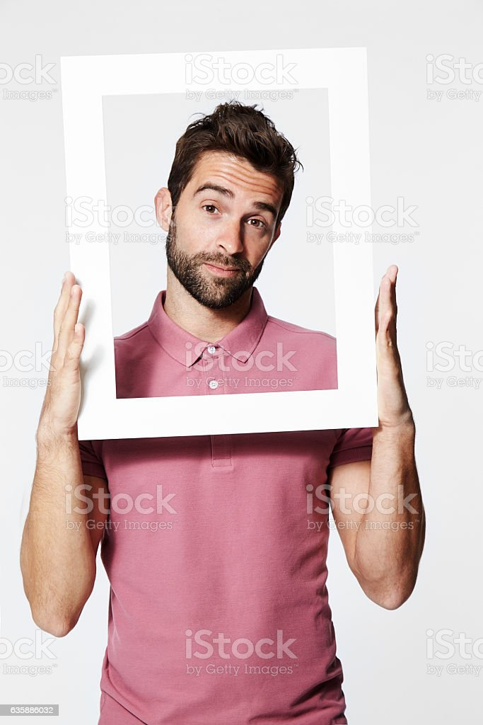 Picture perfect stock photo