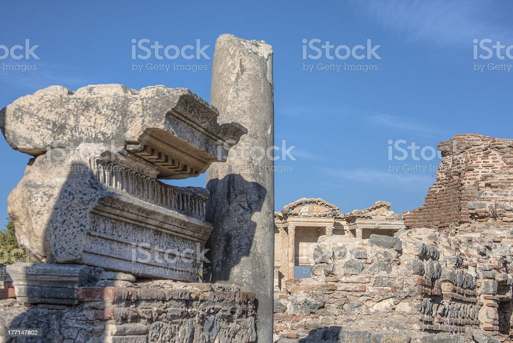 Picture taken in Greece royalty-free stock photo