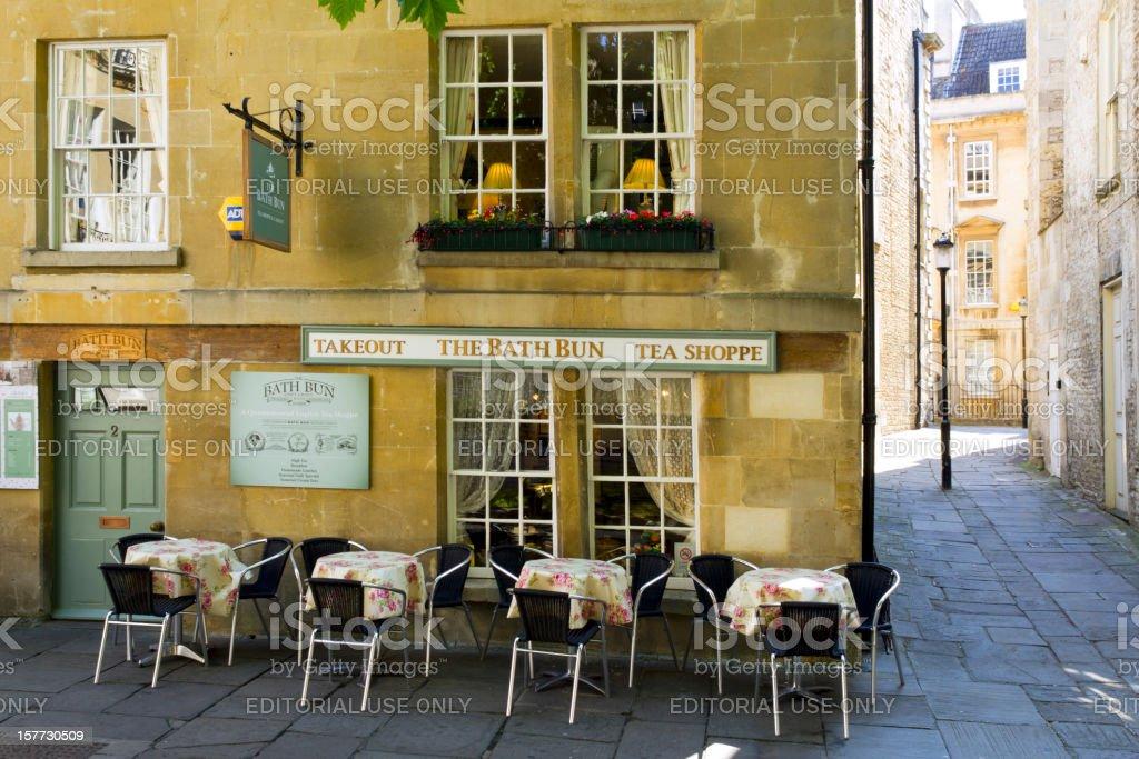 Picturesque Bath stock photo