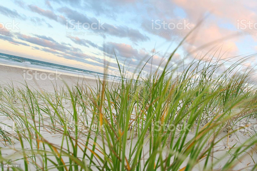 Picturesque Beach v2 royalty-free stock photo