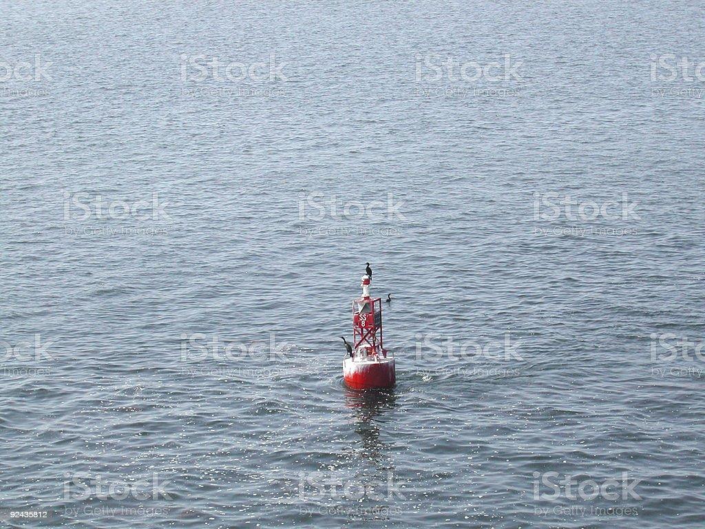 Picturesque - Buoy stock photo