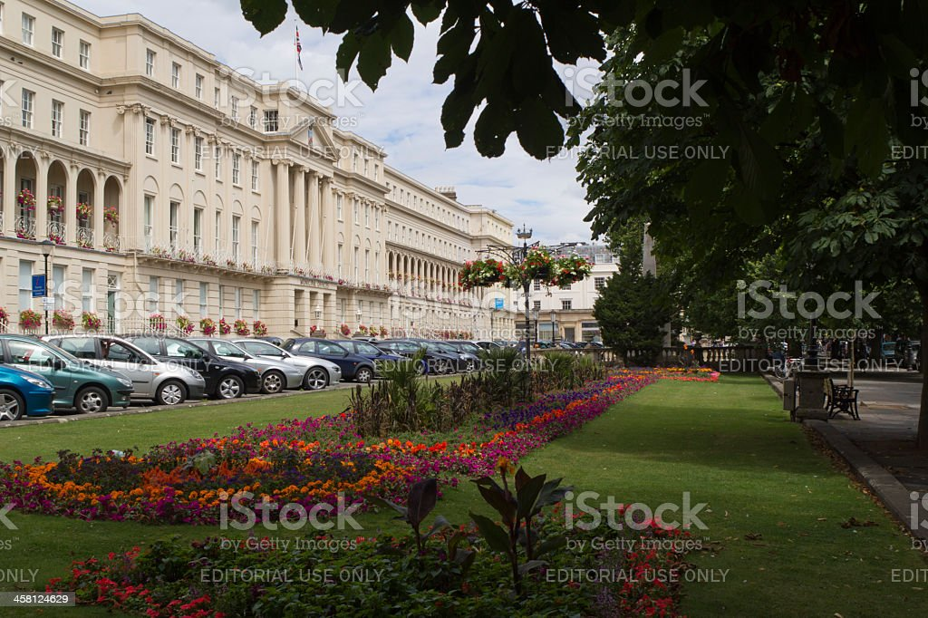 Picturesque Cheltenham royalty-free stock photo