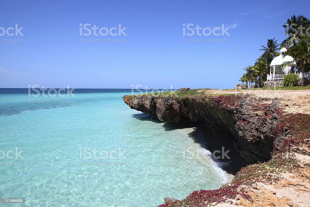 Picturesque Cuba stock photo