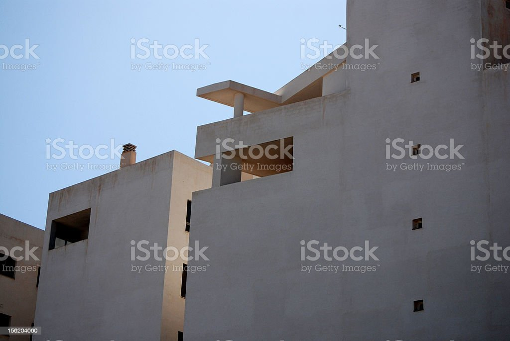 Picturesque view in Spain royalty-free stock photo