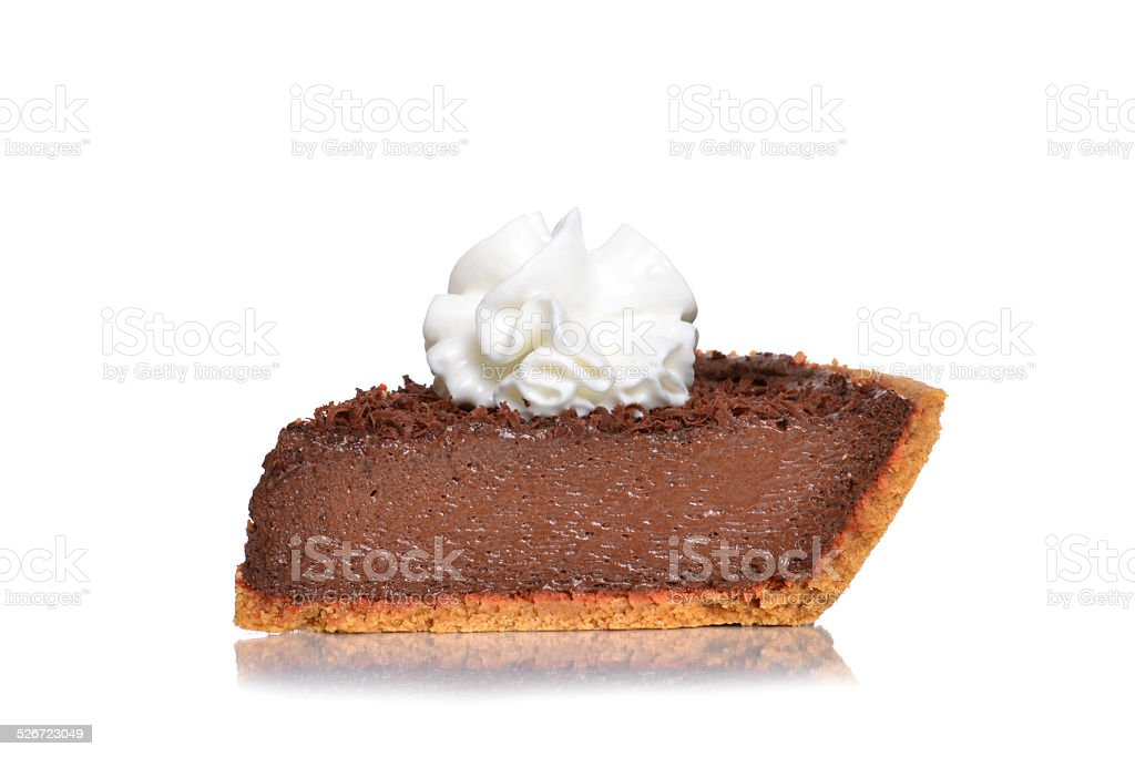 Pie Slice stock photo