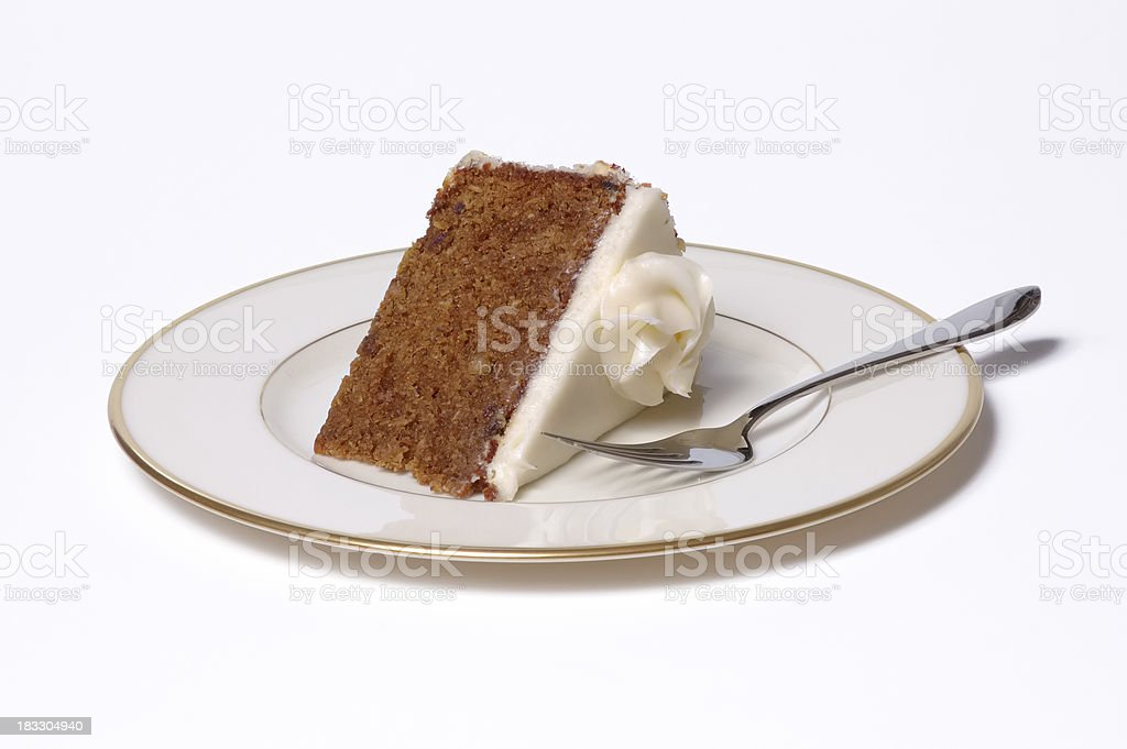 Piece of Cake! royalty-free stock photo