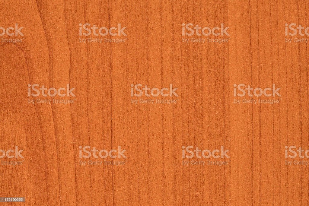 Piece Of Forniture In Cherry Tree, Texture stock photo